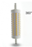 LED spuldze R7S 10W / 118mm / 360° / 1000lm 4751027171117 :: R7S