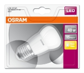 OSRAM LED spuldze E27 / 5,7W / 2700K / Silti balts / 4052899971080 :: E27