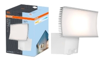 OSRAM LED āra gaismeklis ar sensoru NOXLITE 40W OUTDOOR LED HP / IP65 / 4052899918009 :: LED prožektori 30W = 300W halogen