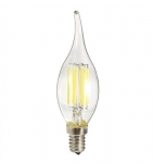 LED FLAMENT RETRO Spuldze E14 (C35) / VISIONAL LED BULB - 6W Filament / 2200 K (amber)  /  аr spilgtuma regulešanu / Dimmable :: E14 Filament