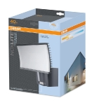 OSRAM LED āra gaismeklis ar sensoru NOXLITE 40W OUTDOOR LED HP / IP65 / 4052899905610 :: LED prožektori 30W = 300W halogen
