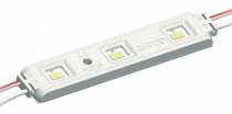 LED modulis / LED Modules SMD 5630 1.2W 12V balts :: LED apaismojums saunām un pirtīm