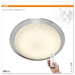 OSRAM LED светильник ORBIS Tray Sparkle  Remote-CC / 85W / 2700-6500K / 4800Lm  /  900mm / IP20 / 4058075048393 :: OSRAM LED накладные светильники